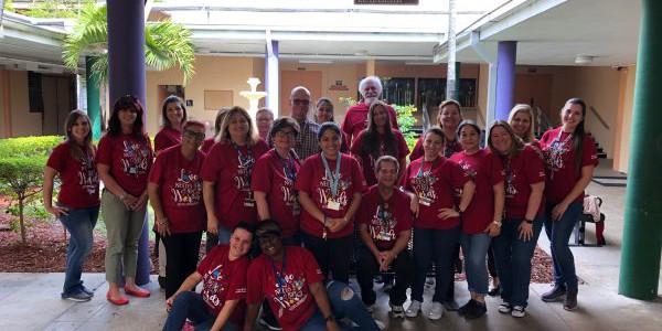 ASD Teachers and Staff united