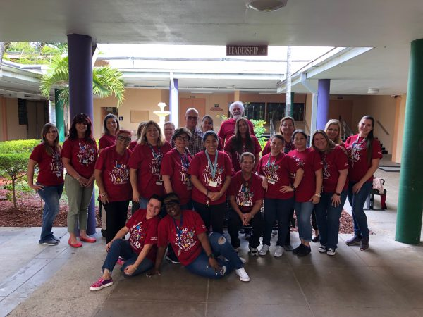 ASD Teachers and Staff united