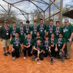 PSM Pacers Boys Softball North Champions