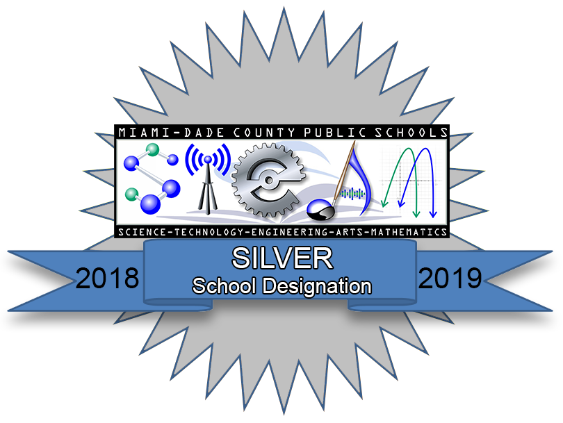 STEAM Silver Designation award picture