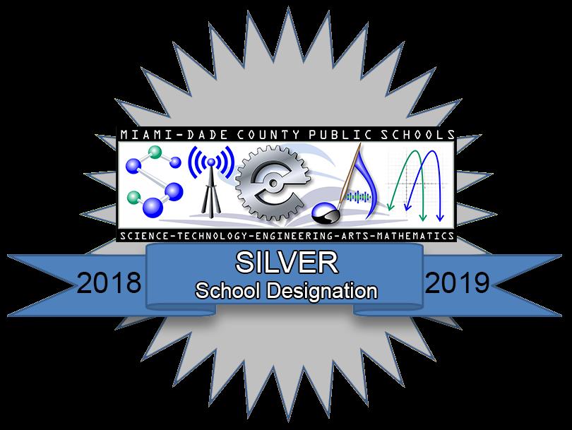 STEAM Silver Designation award picture